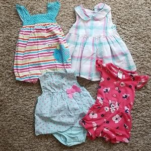 Dress/Romper bundle